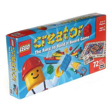 Creator: The Race to Build It Board Game for Sale on Swap.com