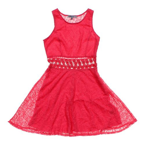 baileyblue Crochet Dress in size JR 7 at up to 95% Off - Swap.com