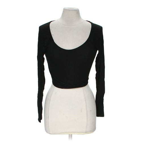 Body Central Crop Shirt in size M at up to 95% Off - Swap.com