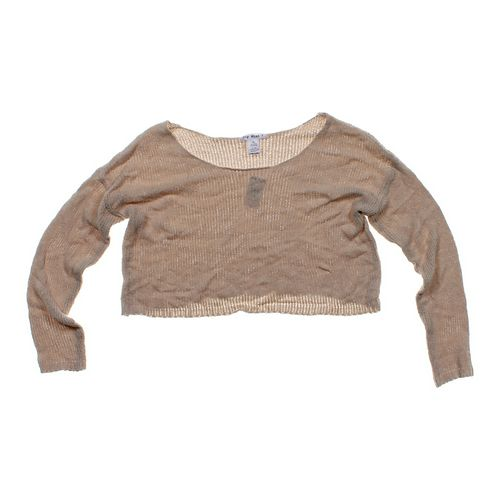 Say What? Crop Sweater in size JR 15 at up to 95% Off - Swap.com