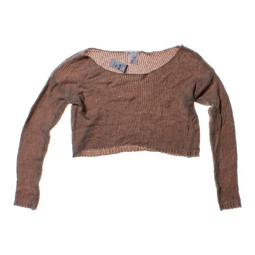 Say What? Crop Sweater in size JR 7 at up to 95% Off - Swap.com