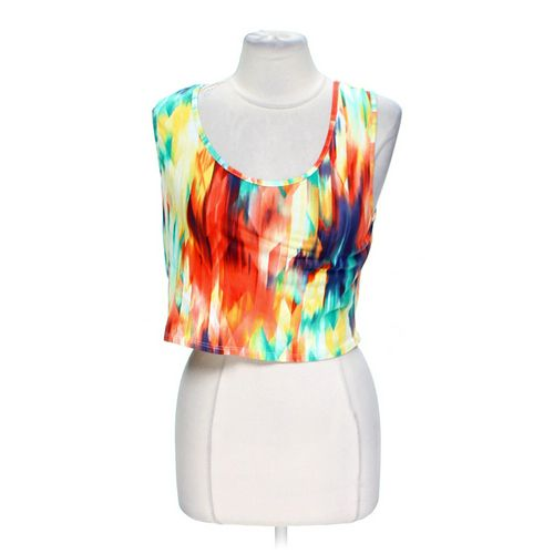 Body Central Crop Tank Top in size XL at up to 95% Off - Swap.com