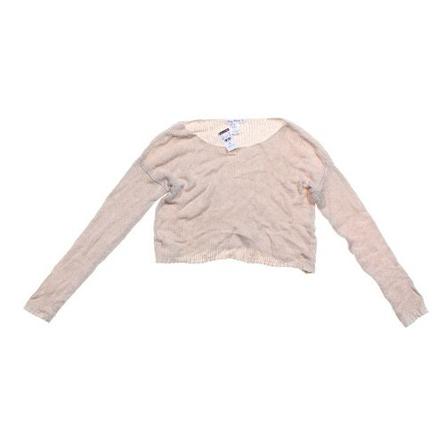 Say What? Cropped Knit Sweater in size JR 3 at up to 95% Off - Swap.com