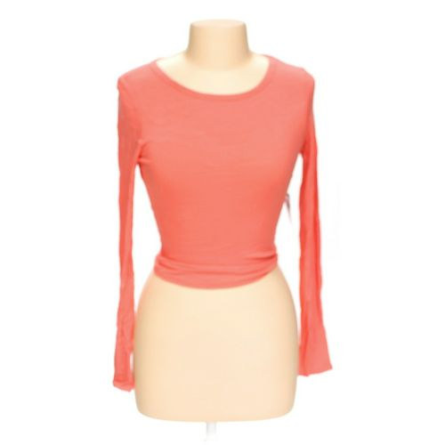 Body Central Cropped Shirt in size L at up to 95% Off - Swap.com