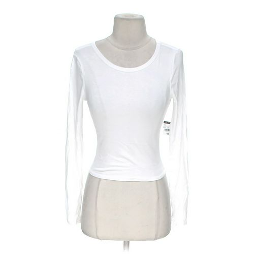 Body Central Cropped Shirt in size M at up to 95% Off - Swap.com