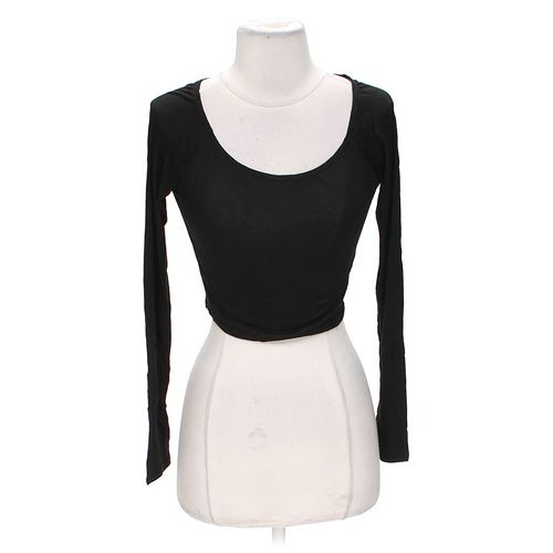 Body Central Cropped Shirt in size S at up to 95% Off - Swap.com