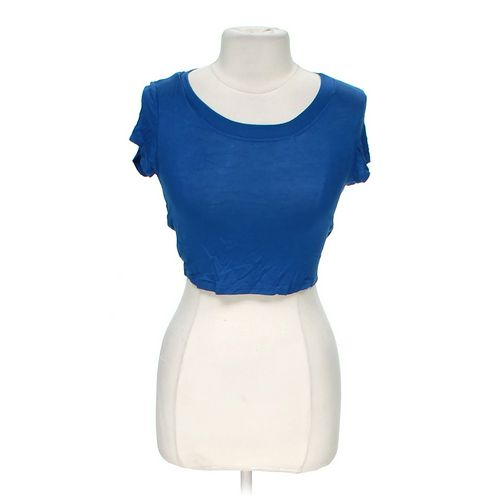 Body Central Cropped Shirt in size XL at up to 95% Off - Swap.com