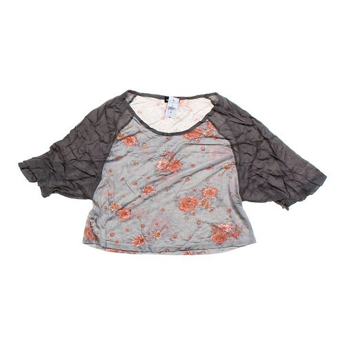 Wet Seal Cropped Shirt in size JR 3 at up to 95% Off - Swap.com