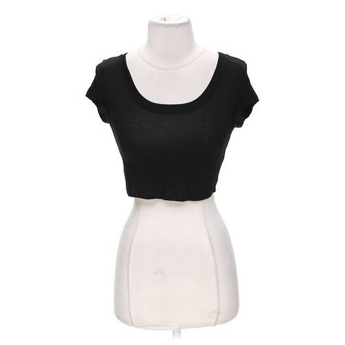 Body Central Cropped T-shirt in size S at up to 95% Off - Swap.com