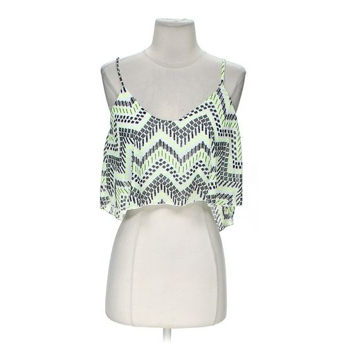 Ali & Kris Cropped Tank Top in size M at up to 95% Off - Swap.com