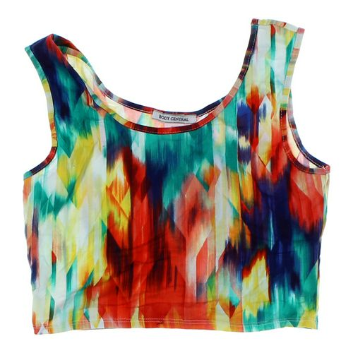 Body Central Cropped Tank Top in size M at up to 95% Off - Swap.com