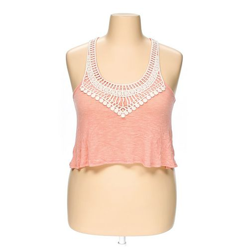 Body Central Cropped Tank Top in size XL at up to 95% Off - Swap.com