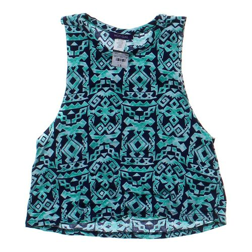 Hot Gal Cropped Tank Top in size JR 3 at up to 95% Off - Swap.com
