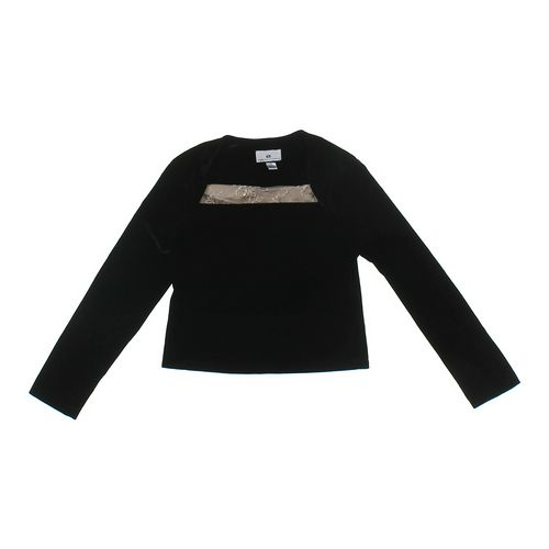 IZ Byer Crushed Velour Shirt in size 12 at up to 95% Off - Swap.com