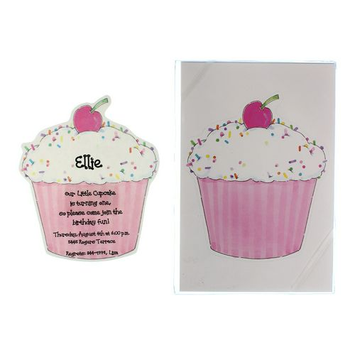 Cupcake Birthday Card at up to 95% Off - Swap.com