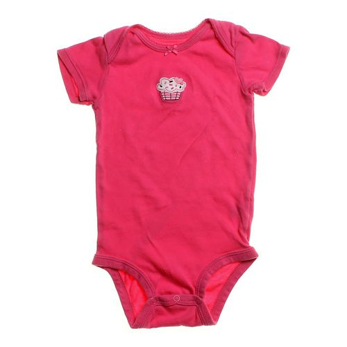 Carter's Cupcake Bodysuit in size 12 mo at up to 95% Off - Swap.com
