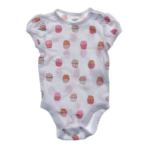 Old Navy Cupcake Bodysuit in size 3 mo at up to 95% Off - Swap.com