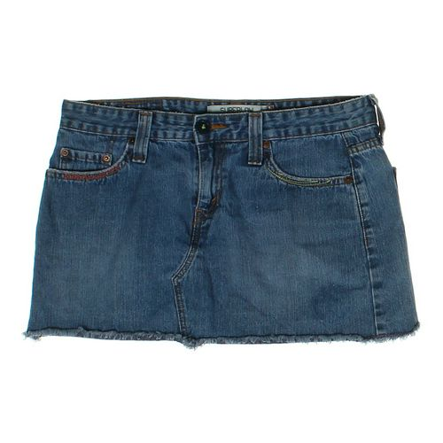Levi's Cut-off Denim Skirt in size JR 11 at up to 95% Off - Swap.com