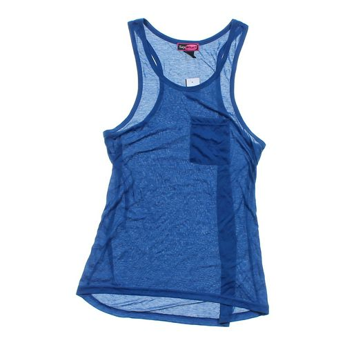 Say What? Cute Airy Tank Top in size JR 3 at up to 95% Off - Swap.com
