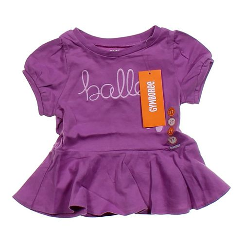 Gymboree Cute Ballet Shirt in size 2/2T at up to 95% Off - Swap.com