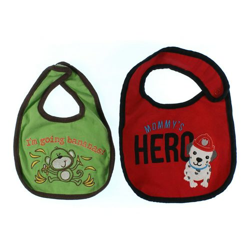 Just One You Cute Bib Set in size One Size at up to 95% Off - Swap.com