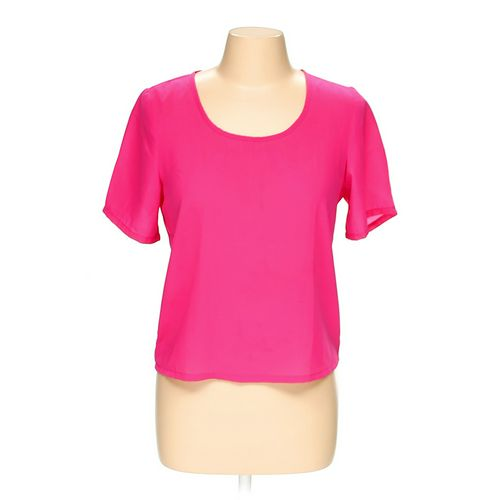 Fun & Flirt Cute Blouse in size M at up to 95% Off - Swap.com