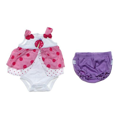 Koala Kids Cute Bodysuit & Bloomers SEt in size 3 mo at up to 95% Off - Swap.com