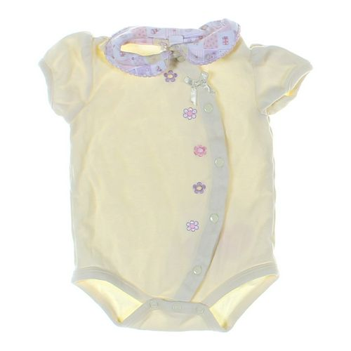 First Moments Cute Bodysuit in size 6 mo at up to 95% Off - Swap.com