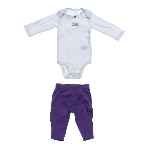 Carter's Cute Bodysuit & Leggings in size 6 mo at up to 95% Off - Swap.com