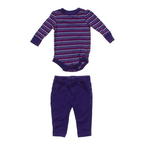 Garanimals Cute Bodysuit & Pants Outfit in size 6 mo at up to 95% Off - Swap.com