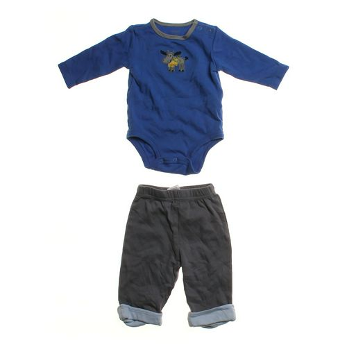 Carter's Cute Bodysuit & Pants Set in size 3 mo at up to 95% Off - Swap.com