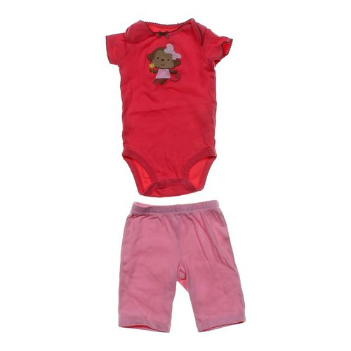 Child of Mine Cute Bodysuit & Pants Set in size 3 mo at up to 95% Off - Swap.com