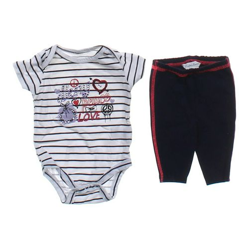 DKNY Cute Bodysuit & Pants Set in size 3 mo at up to 95% Off - Swap.com