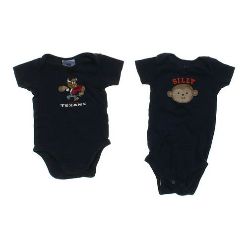 NFL Team Apparel Cute Bodysuit Set in size 6 mo at up to 95% Off - Swap.com