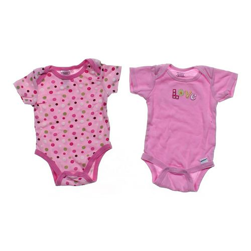 Baby Essentials Cute Bodysuit Set in size 3 mo at up to 95% Off - Swap.com