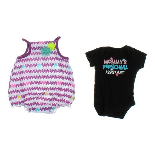 Circo Cute Bodysuit Set in size NB at up to 95% Off - Swap.com