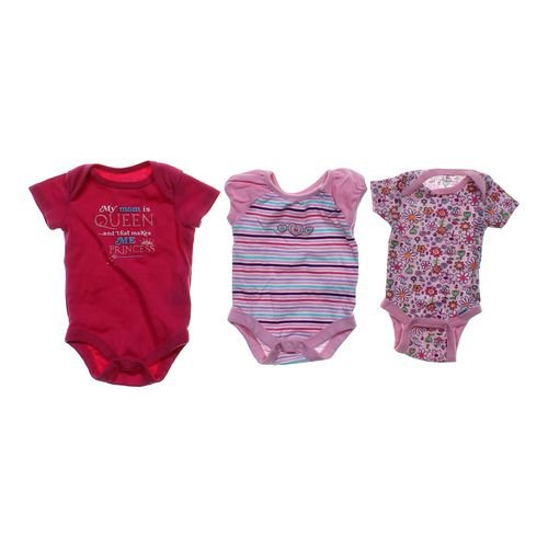 Faded Glory Cute Bodysuit Set in size NB at up to 95% Off - Swap.com
