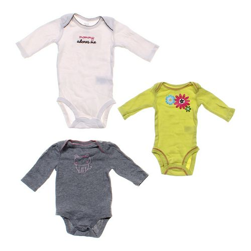 Just One You Cute Bodysuit Set in size 3 mo at up to 95% Off - Swap.com