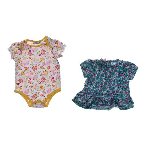 First Impressions Cute Bodysuit & Shirt Set in size 3 mo at up to 95% Off - Swap.com