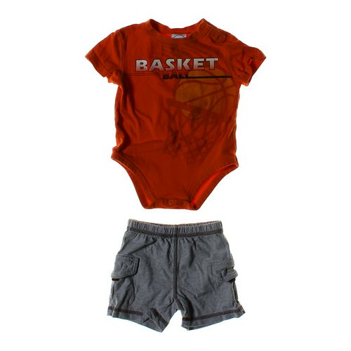Circo Cute Bodysuit & Shorts Set in size 9 mo at up to 95% Off - Swap.com