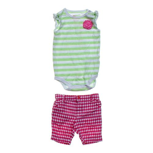 Circo Cute bodysuit & Shorts Set in size 6 mo at up to 95% Off - Swap.com