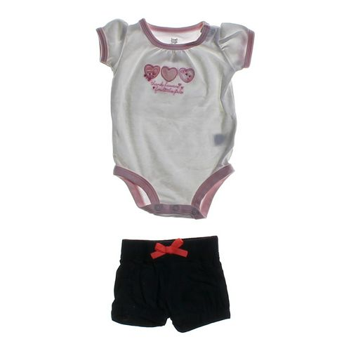 Just One You Cute Bodysuit & Shorts Set in size NB at up to 95% Off - Swap.com