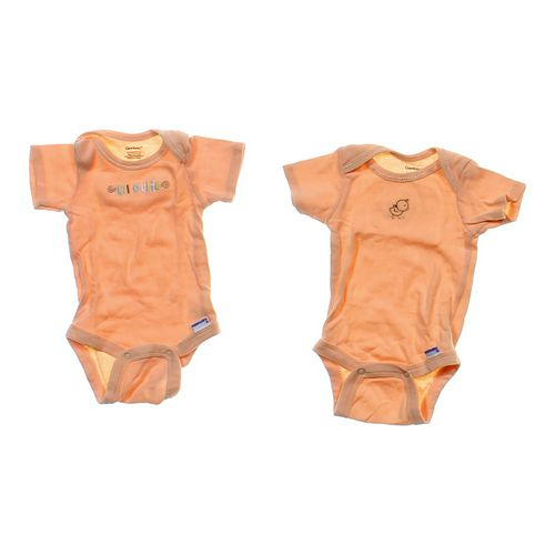 Gerber Cute Bodysuits Set in size NB at up to 95% Off - Swap.com