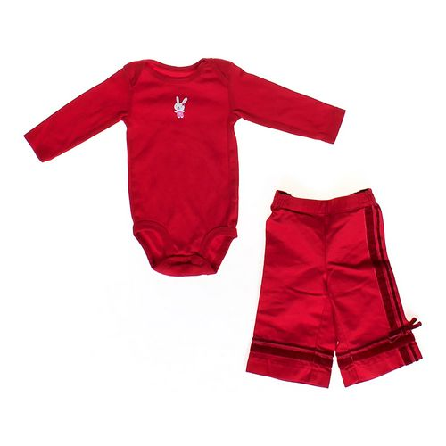 Carter's Cute Bunny Outfit in size 6 mo at up to 95% Off - Swap.com