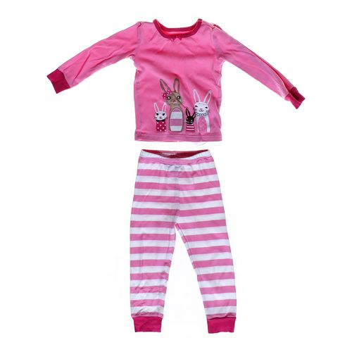 Gymboree Cute Bunny Pajamas in size 2/2T at up to 95% Off - Swap.com