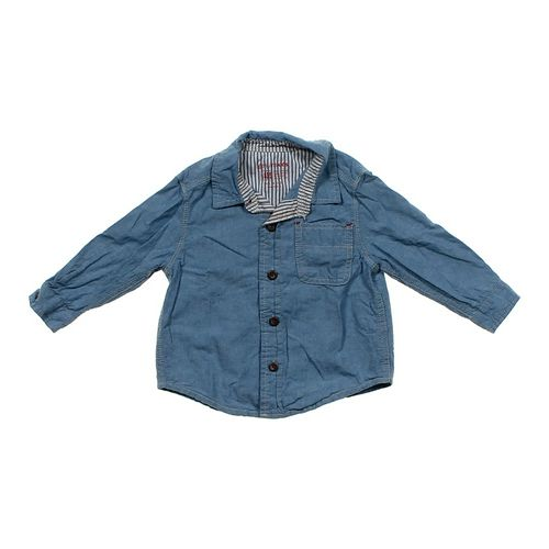 Genuine Kids from OshKosh Cute Button-up in size 18 mo at up to 95% Off - Swap.com
