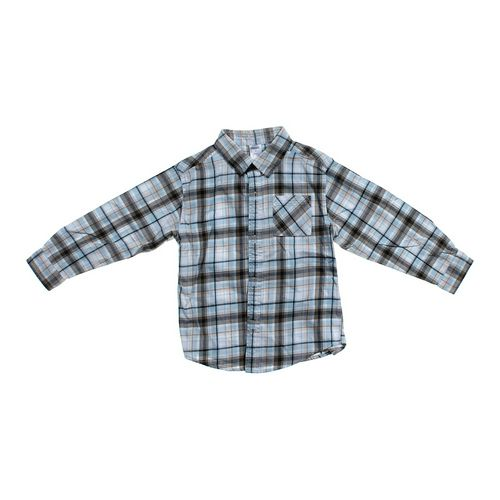 Gymboree Cute Button-up Shirt in size 5/5T at up to 95% Off - Swap.com