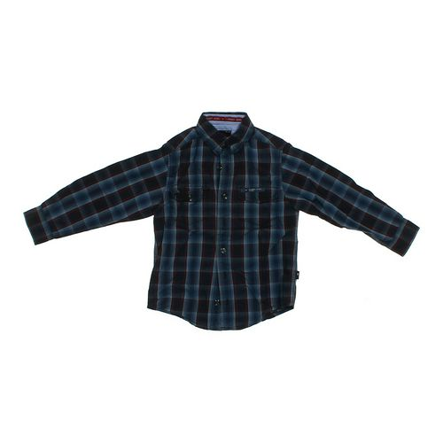 Tommy Hilfiger Cute Button-up Shirt in size 4/4T at up to 95% Off - Swap.com