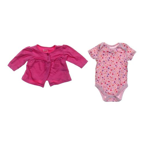 Garanimals Cute Cardigan & Bodysuit Set in size NB at up to 95% Off - Swap.com