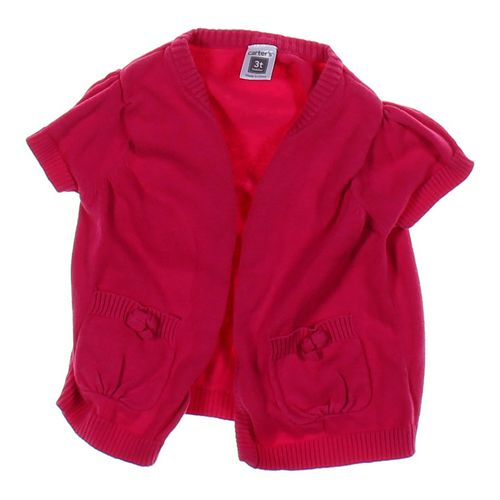 Carter's Cute Cardigan in size 3/3T at up to 95% Off - Swap.com